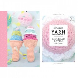 YARN THE AFTER PARTY NO.56 ICE CREAM RATTLE Cover