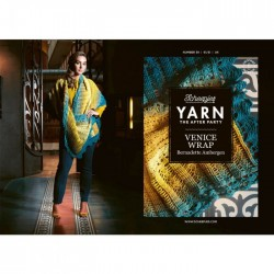 YARN THE AFTER PARTY NO.39 VENICE WRAP Cover