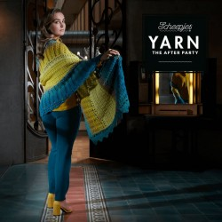 YARN THE AFTER PARTY NO.39 VENICE WRAP Pic 1