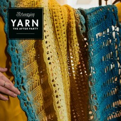 YARN THE AFTER PARTY NO.39 VENICE WRAP Pic 2