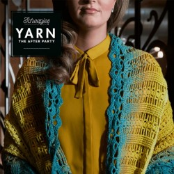 YARN THE AFTER PARTY NO.39 VENICE WRAP Pic 4
