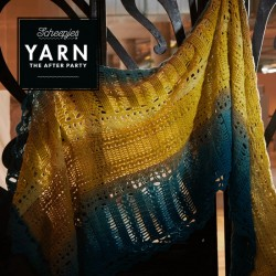 YARN THE AFTER PARTY NO.39 VENICE WRAP Pic 5