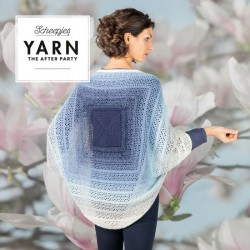 YARN THE AFTER PARTY NO. 27 INDIGO SHRUG Cover