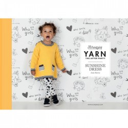 YARN THE AFTER PARTY 28 SUNSHINE DRESS Cover