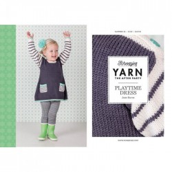 YARN THE AFTER PARTY NO. 34 PLAYTIME DRESS Cover