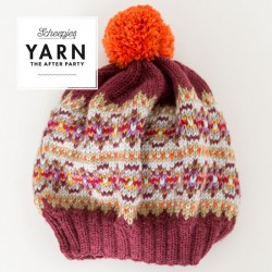 YARN THE AFTER PARTY NO. 36 AUTUMN BOBBLE HAT pic 1