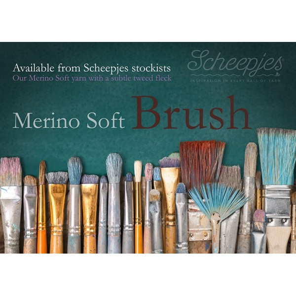 Merino Soft Brush available
