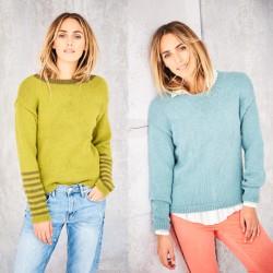 Bellissima DK Sweaters Pattern