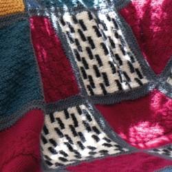 Emeline Blanket Knit Along