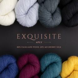 Exquisite 4 Ply