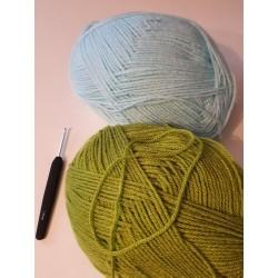 Starter Kit - Crochet