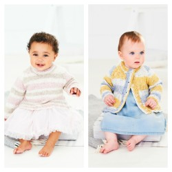 Bambino Prints Cardigan and...
