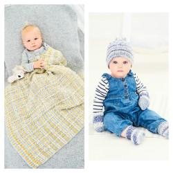 Bambino Prints Blanket,...