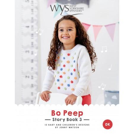 Bo Peep DK Pattern Book 3_Cover