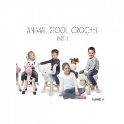 Animal Stool Crochet 1 by...
