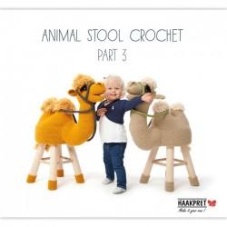 Animal Stool Crochet 3 by...