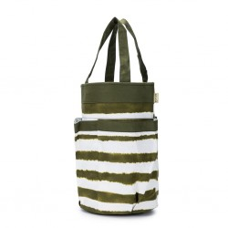Cleo Yarn Caddy - Olive...