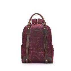 Della Q Maker's Backpack - Red